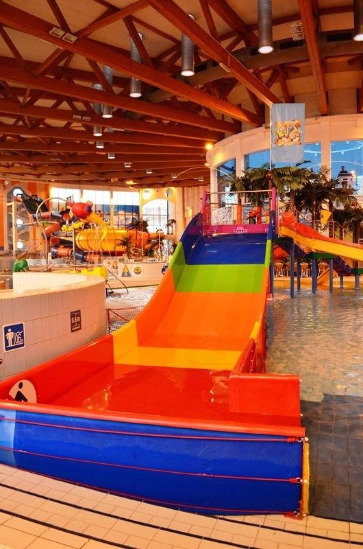 Why dont you check an aquapark in Poland? - ITS Poland
